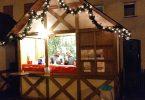 BRK Bereitschaft Winkelhaid am Weihnachtsmarkt